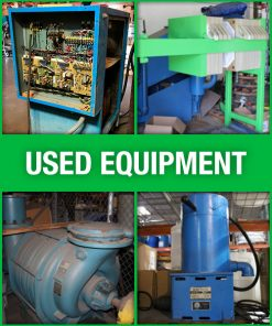 Refurbished / Used Equipment